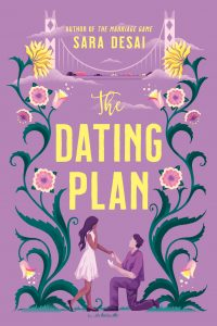 cover art, The Dating Plan by Sara Desai