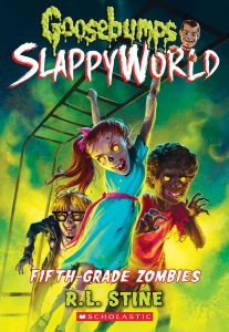 fifth grade zombies book cover