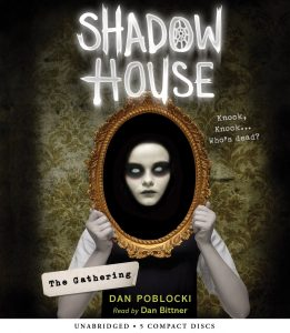 Shadow House the Gathering Book Cover