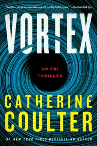 cover art vortex by catherine coulter