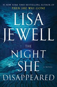 cover art Night She Disappeared by lisa jewell