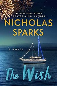 cover art The Wish by Nicholas Sparks