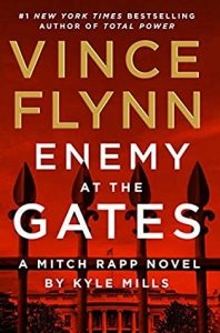 cover art Enemy at the Gates by Kyle Mills