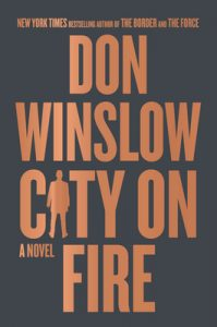 cover art City on Fire by Don Winslow