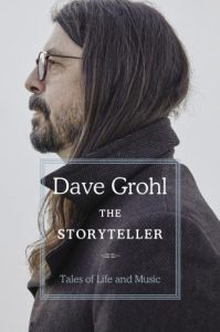 cover art Storyteller: Tales of Life and Music by Dave Grohl