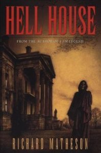 cover art, Hell House by Richard Matheson