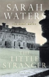 cover art, The Little Stranger by Sarah Waters