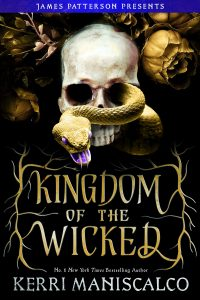 cover art, kingdom of the wicked