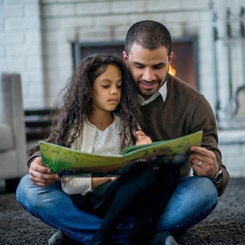 Have a young reader at home? <br>Check out our Story Times
